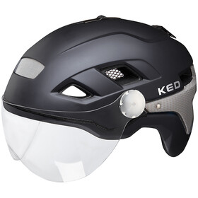 KED B-Vis X-Lite - Casque de vélo - noir